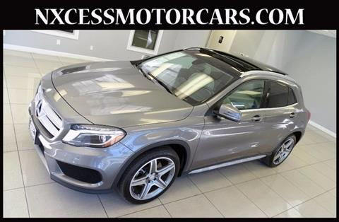 2015 Mercedes-Benz GLA for sale in Houston, TX