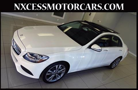 2017 Mercedes-Benz C-Class for sale in Houston, TX