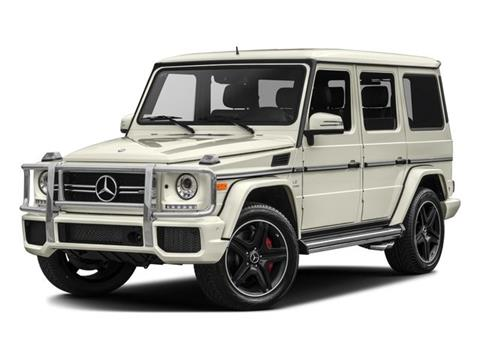 2017 Mercedes-Benz G-Class for sale in Houston, TX