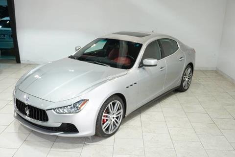 2016 Maserati Ghibli for sale in Houston, TX