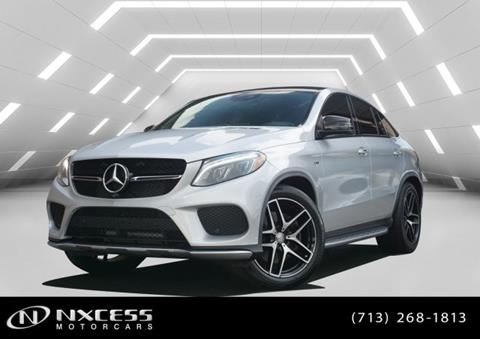 2016 Mercedes-Benz GLE for sale in Houston, TX