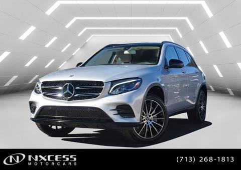 2017 Mercedes-Benz GLC for sale in Houston, TX