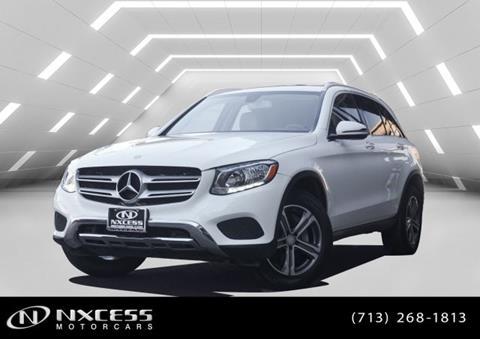 2016 Mercedes-Benz GLC for sale in Houston, TX