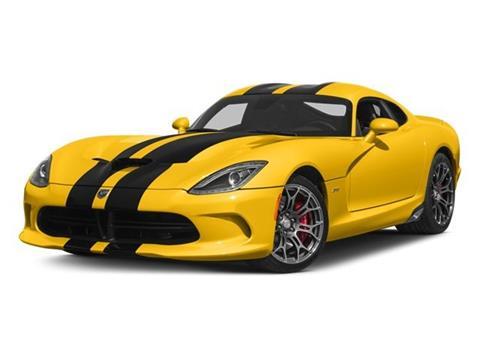 2013 Dodge SRT Viper for sale in Houston, TX
