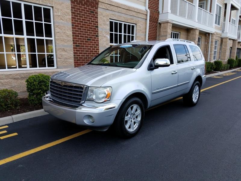 RPMWired.com car search / 2008 Chrysler Aspen