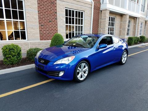 2010 Hyundai Genesis Coupe for sale in Norfolk, VA