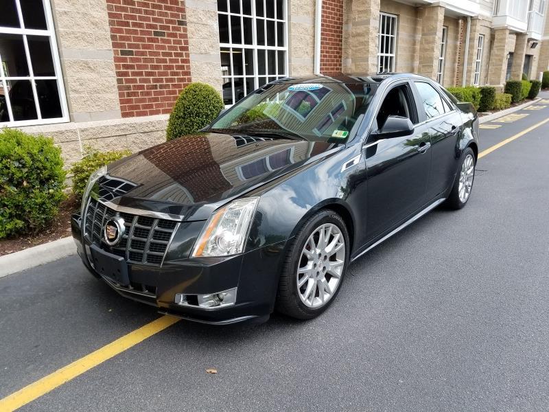 cars for sale / 2013 Cadillac CTS 3.6L Premium 4dr Sedan /