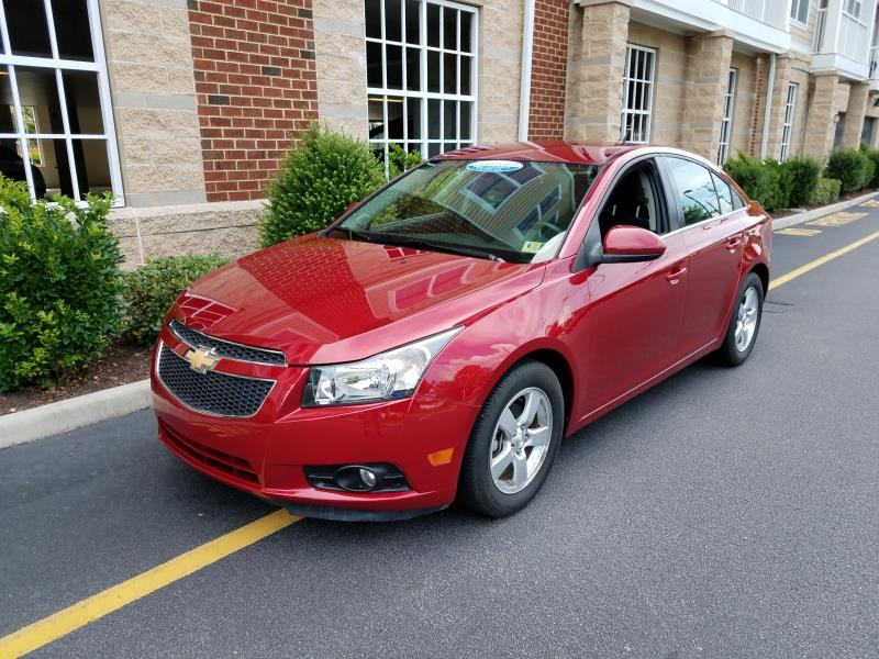 cars for sale / 2014 Chevrolet Cruze 1LT Auto 4dr Sedan w/1SD /
