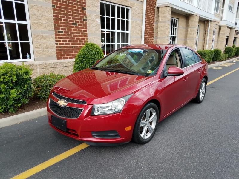 cars for sale / 2013 Chevrolet Cruze 2LT Auto 4dr Sedan w/1SH /