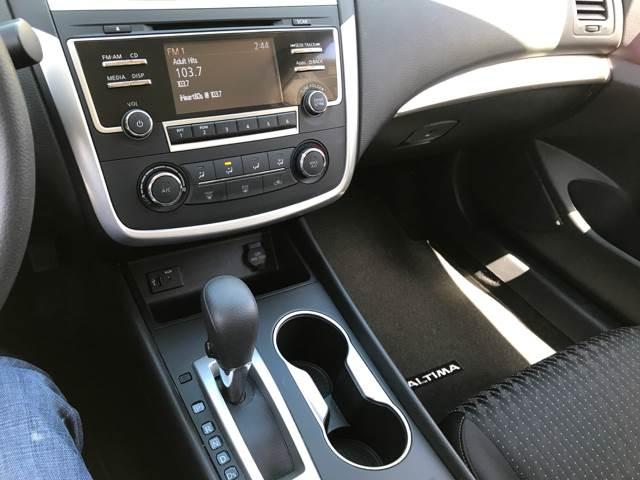 2016 Nissan Altima 2.5 S 4dr Sedan - San Bruno CA