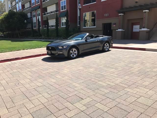 2016 Ford Mustang V6 2dr Convertible - San Bruno CA