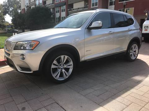 2012 BMW X3 for sale in San Bruno, CA