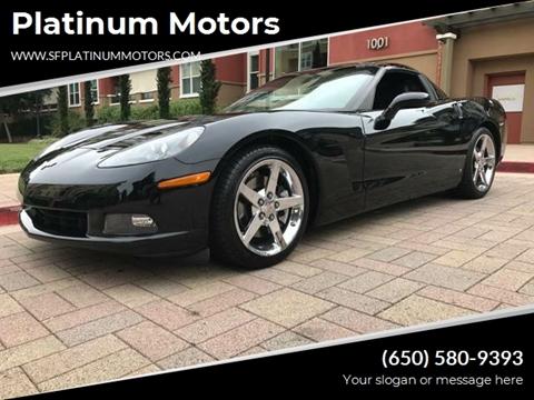 Corvette C6 For Sale >> 2006 Chevrolet Corvette For Sale In San Bruno Ca