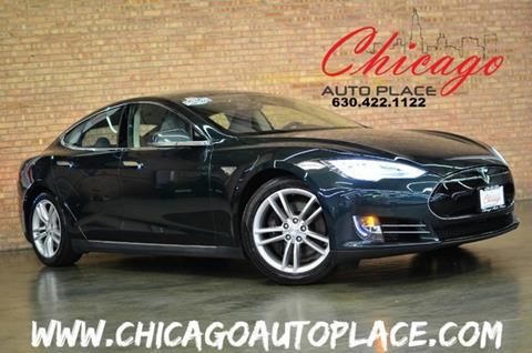 2013 Tesla Model S for sale in Bensenville, IL