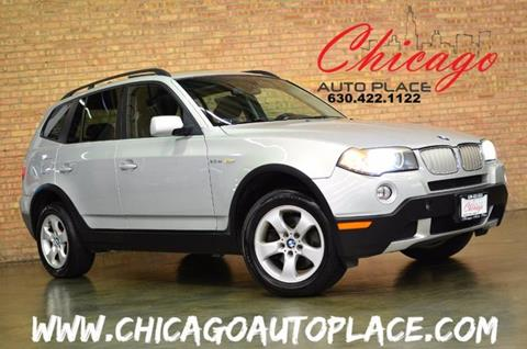 2007 BMW X3 for sale in Bensenville, IL