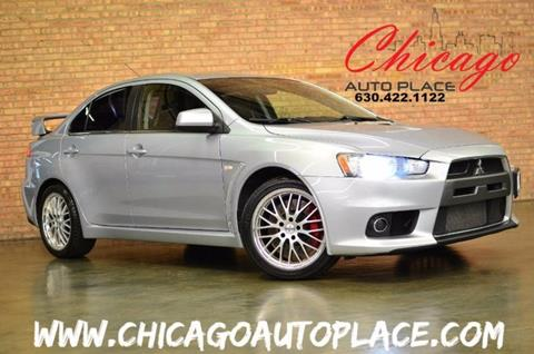 2008 Mitsubishi Lancer Evolution for sale in Bensenville, IL