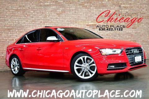 2013 Audi S4 for sale in Bensenville, IL