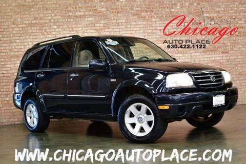 2003 Suzuki XL7 for sale in Bensenville, IL