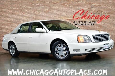 2001 Cadillac DeVille for sale in Bensenville, IL