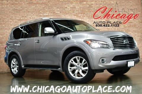 2012 Infiniti QX56 for sale in Bensenville, IL