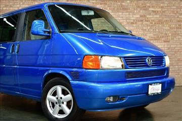 2003 Volkswagen EuroVan for sale in Bensenville, IL