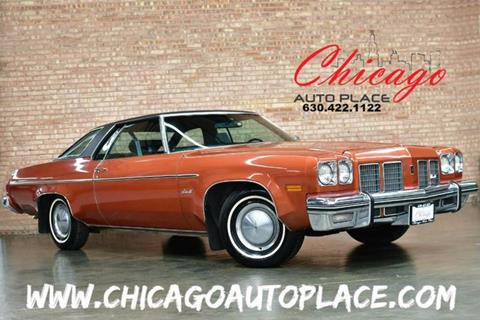1975 Oldsmobile Delta Eighty-Eight for sale in Bensenville, IL