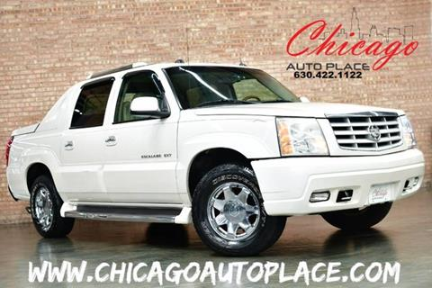 2004 Cadillac Escalade EXT for sale in Bensenville, IL