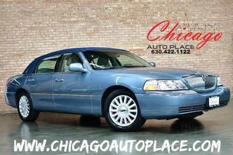 2004 Lincoln Town Car for sale in Bensenville, IL