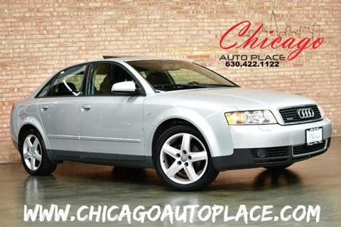 2003 Audi A4 for sale in Bensenville, IL