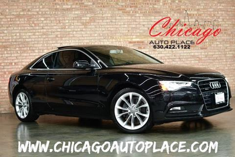2013 Audi A5 for sale in Bensenville, IL