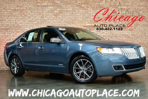 2012 Lincoln MKZ Hybrid for sale in Bensenville, IL