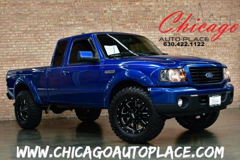 2008 Ford Ranger for sale in Bensenville, IL