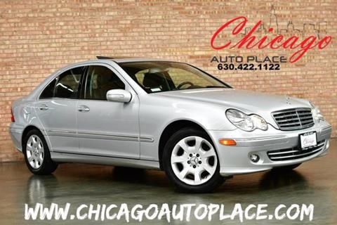 2006 Mercedes-Benz C-Class for sale in Bensenville, IL