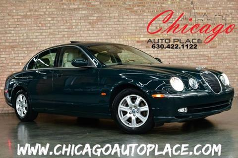 2003 Jaguar S-Type for sale in Bensenville, IL