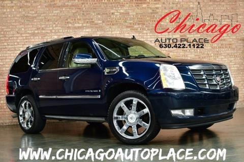 driving review road test suv cadillac escalade reviews hybrid
