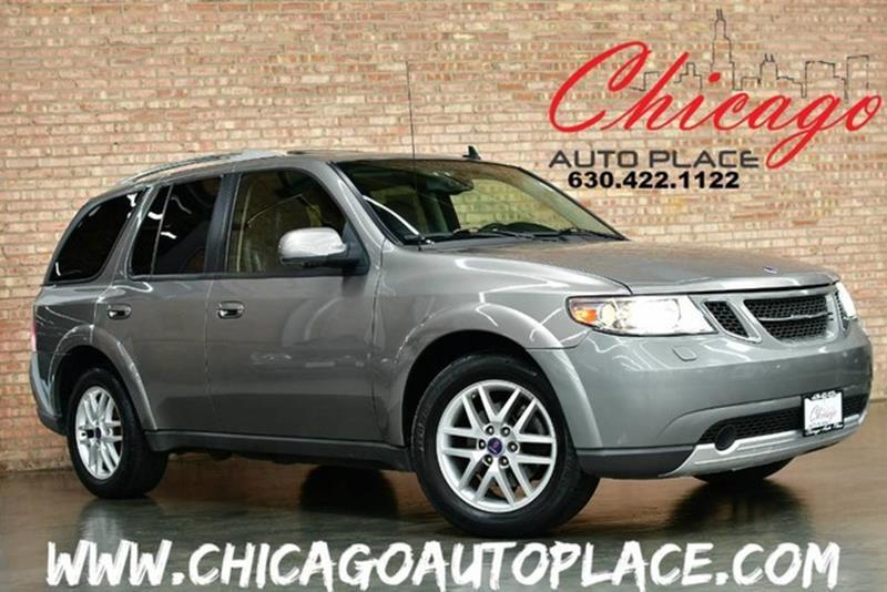 2009 saab 9 7x awd 4 2i 4dr suv in bensenville il chicago auto place rh chicagoautoplace info Saab 9-7X Interior 2009 Saab 9 7X 5.3I