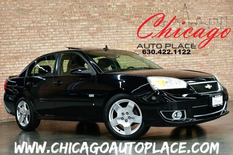 2006 Chevrolet Malibu Ss 4dr Sedan In Bensenville Il Chicago Auto