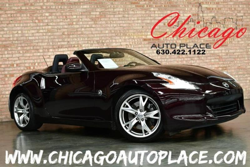 2010 Nissan 370z Roadster In Bensenville Il Chicago Auto Place