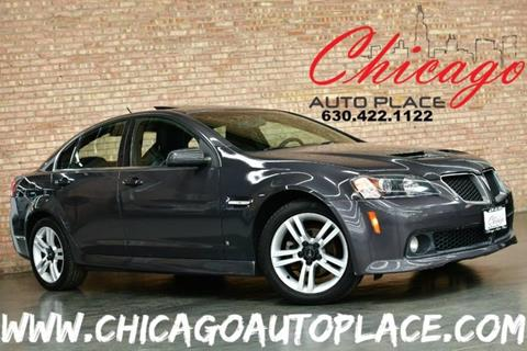 2008 Pontiac G8 for sale in Bensenville, IL