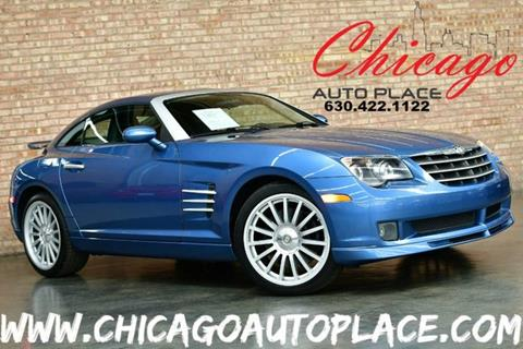 2005 Chrysler Crossfire SRT-6 for sale in Bensenville, IL