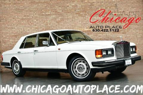 1986 Rolls-Royce Silver Spirit for sale in Bensenville, IL
