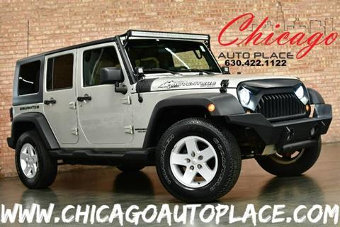 2007 Jeep Wrangler Unlimited for sale in Bensenville, IL