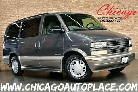2002 Chevrolet Astro for sale in Bensenville, IL
