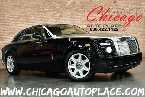 2010 Rolls-Royce Phantom Coupe for sale in Bensenville, IL