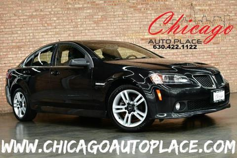 2009 Pontiac G8 for sale in Bensenville, IL