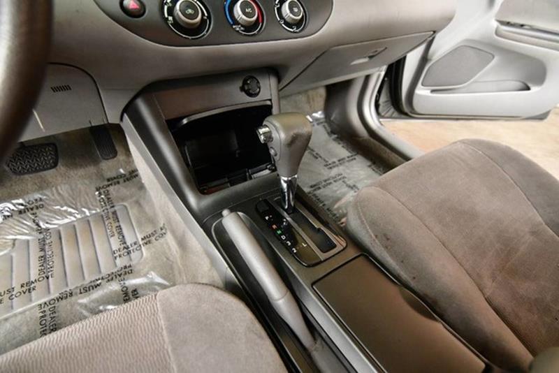 2006 Toyota Camry STD - Bensenville IL