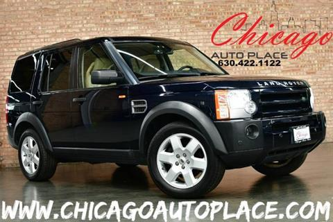 2007 Land Rover LR3 for sale in Bensenville, IL