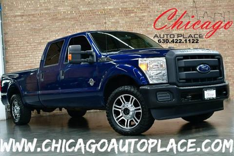 2017 F250 Diesel Mpg >> 2012 Ford F 250 Super Duty For Sale In Bensenville Il