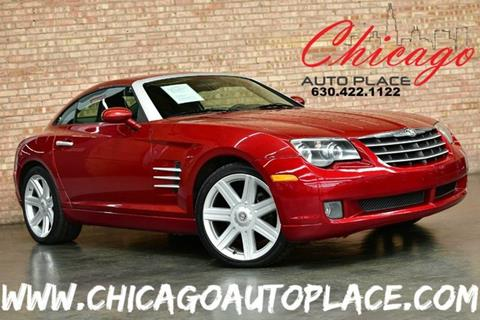 2004 Chrysler Crossfire for sale in Bensenville, IL