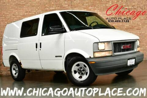 2002 GMC Safari Cargo for sale in Bensenville, IL